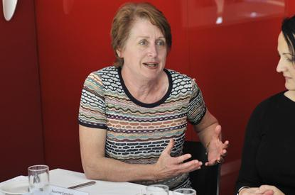 Australian Information Industry Association's Suzanne Campbell