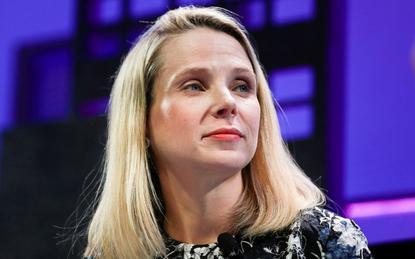 Former Yahoo CEO, Marissa Mayer