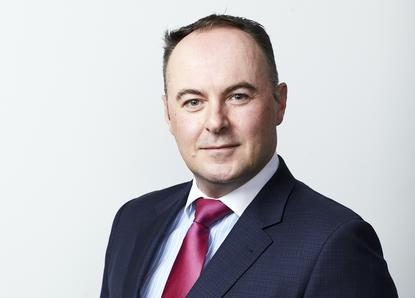 Mark McConnell, Citadel Group CEO and managing director