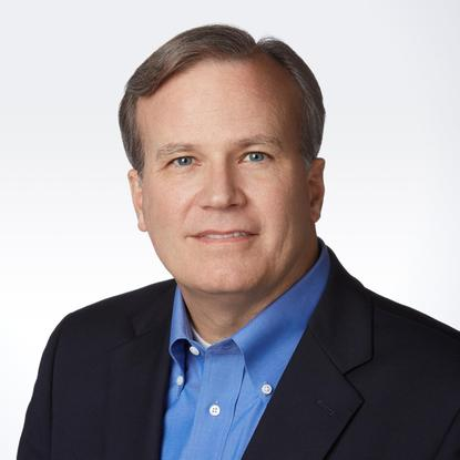 Dell's Global VP and CSO, John McClurg