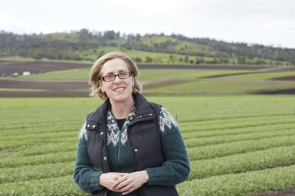 Ros Harvey - Founder and CEO, The Yield