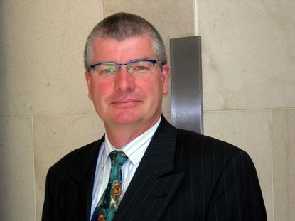 Arbor Networks country manager A/NZ, Nick Race