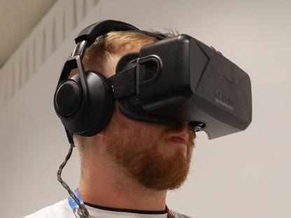 """The sense of """"you are there,"""" of presence, you already get from the Oculus Rift and Morpheus prototypes makes 3D movies look like the sad gimmicks they are. Nonetheless, there's still lot of work to be done on these prototypes, and neither one is ready for store shelves."""