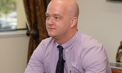 The Southport School director of ICT, Richard Humphreys