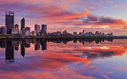 Western Australian capital, Perth