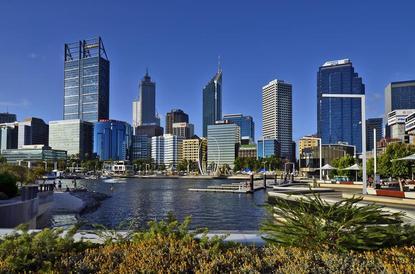 Perth, capital of Western Australia