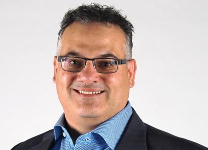 Silver Peak sales director A/NZ, Anthony Sarkis