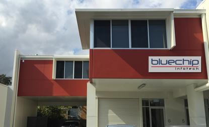 Bluechip Infotech Queensland office