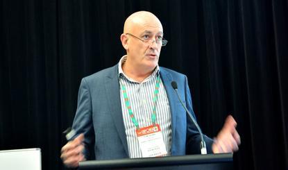 News Corp Australia chief information officer, Tom Quinn.