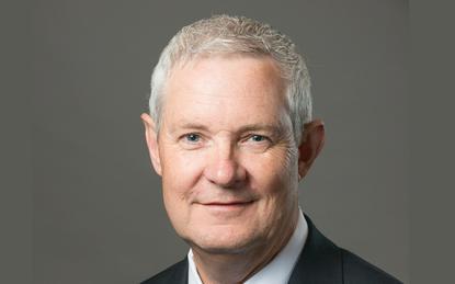 Vertiv A/NZ managing director, Robert Linsdell