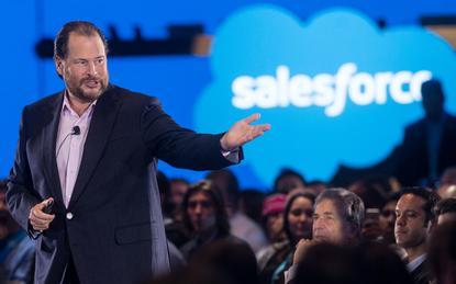 Marc Benioff - CEO, Salesforce
