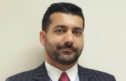 mcr chief executive, Sam Vakili