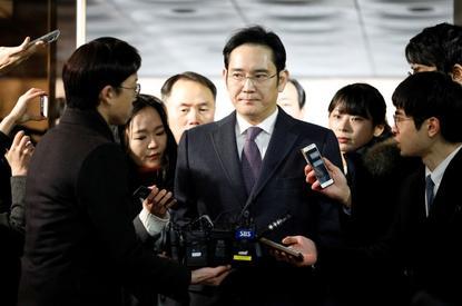 Jay Y. Lee (Samsung Group)