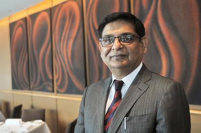 Symantec senior vice president Asia Pacific and Japan, Sanjay Rohatgi