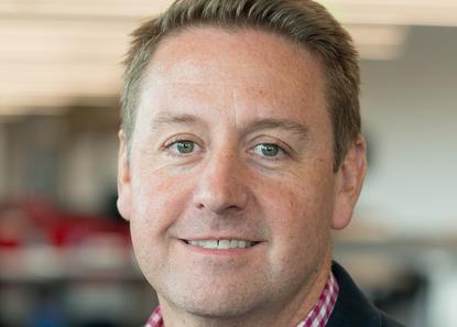Box regional A/NZ vice president, Scott Leader