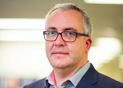 Jon McGettigan, ANZ Regional Director, Fortinet