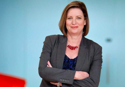 Retiring Telstra COO, Kate McKenzie