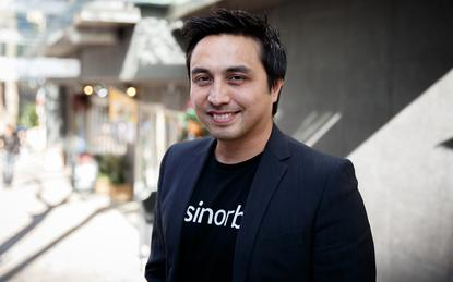 Nicolas Chu - CEO and founder, Sinorbis