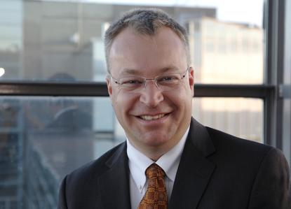 Microsoft Devices' Stephen Elop joins Telstra