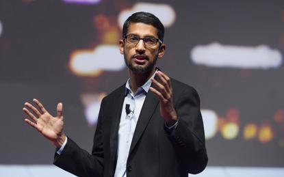 Sundar Pichai (CEO - Google)