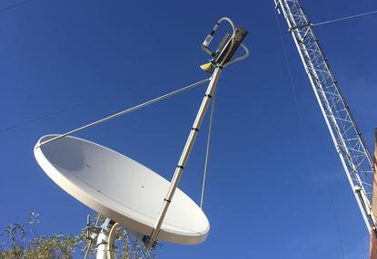 Telstra 4GX-lite Mobile Satellite Small Cell