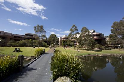 University of Wollongong campus