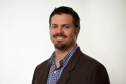 Splunk's country manager, Daniel Miller.