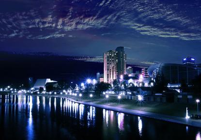 Adelaide - South Australian capital