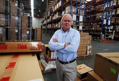 Dicker Data CEO, David Dicker