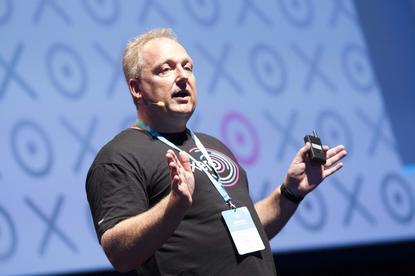 Rod Drury -- Xero founder and CEO
