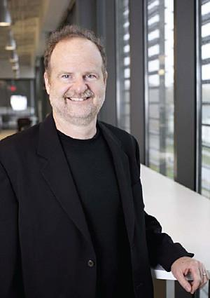 Steve Wallace, executive director of InCNTRE, Indiana University's Indiana Center for Network Translational Research and Education