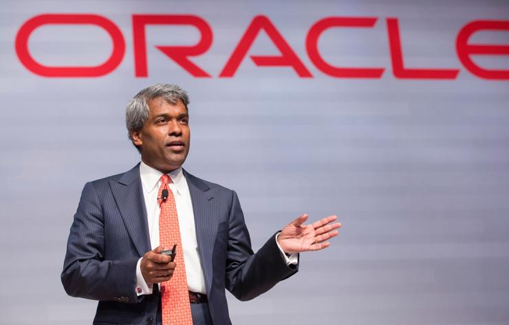Thomas Kurian - President, Oracle