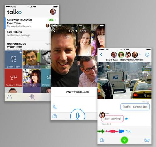 Ray Ozzie – the father of Lotus Notes – has launched Talko, a smartphone app that records group phone calls, stores them and makes them searchable so group members can go back and listen to key parts of the call and lets participants shoot and insert photos into the call stream in real time.