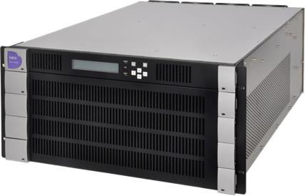 The 4K/60P VC-8150 encoder from NEC and NTT is an HEVC real-time video compression unit.