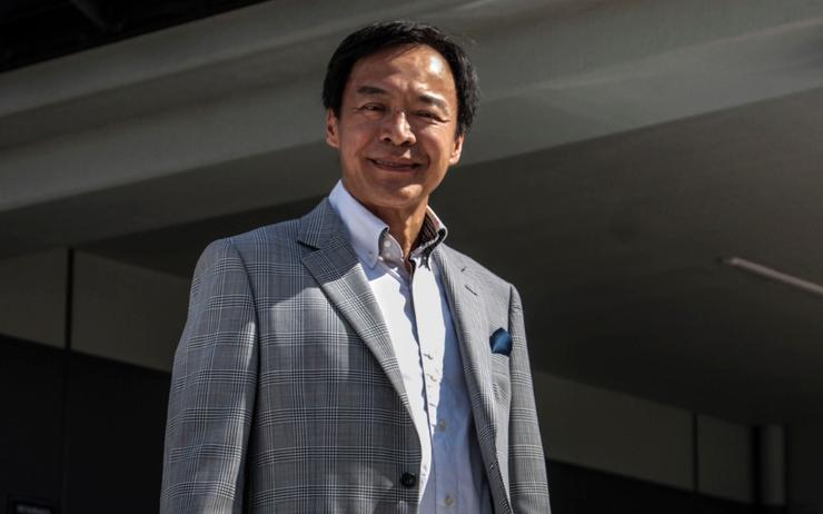 Johnson Hsiung (Bluechip Infotech)