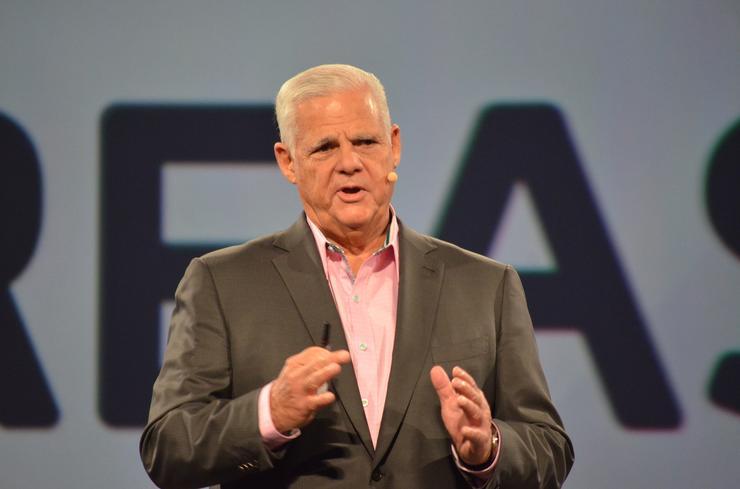 Joe Tucci - CEO, EMC