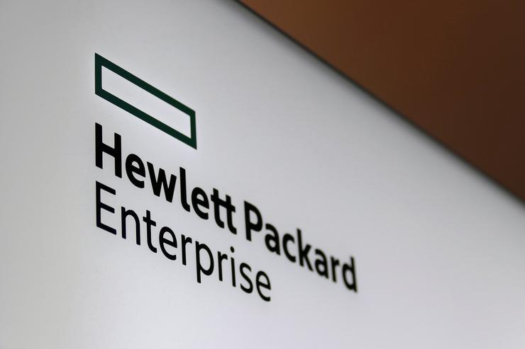 Hpe Australia Posts 448m Net Loss Arn
