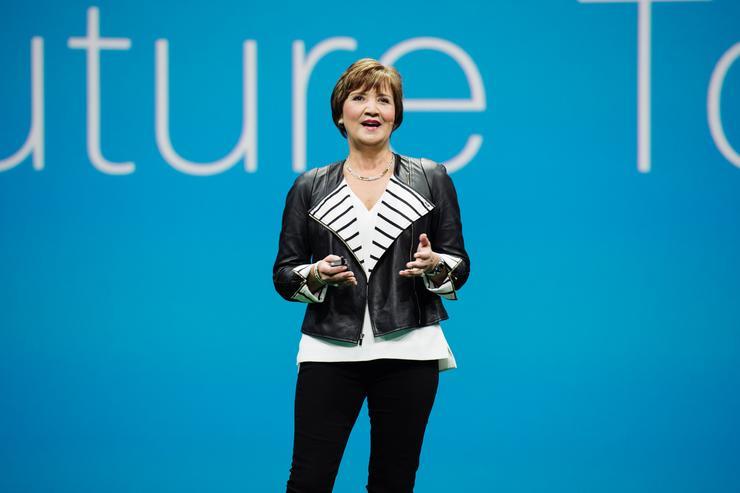 Wendy Bahr - VP of Global Partner Organisation, Cisco