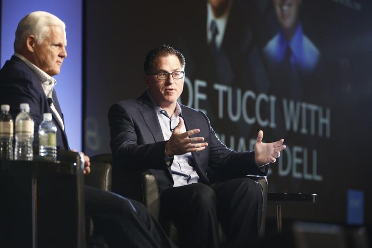 Joe Tucci - CEO and Chairman, EMC and Michael Dell - CEO, Dell