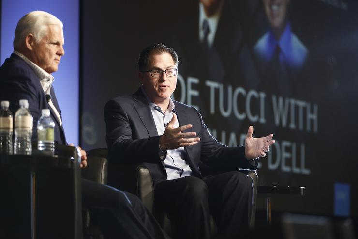 Joe Tucci - CEO, EMC and Michael Dell - CEO, Dell