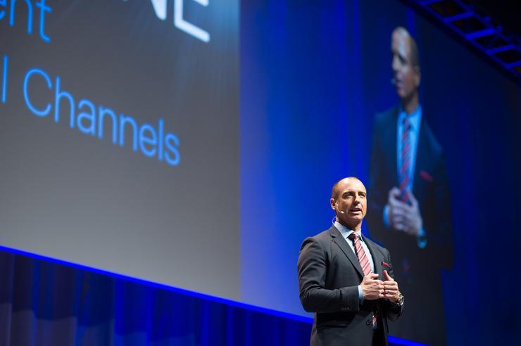 John Byrne - President of Global Channels, Dell EMC