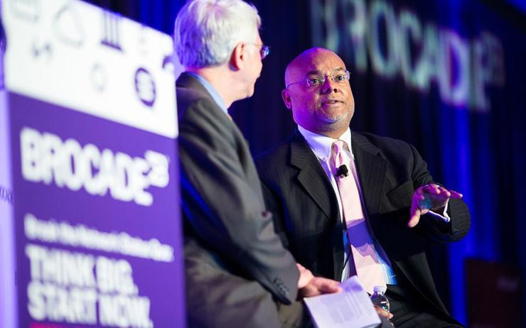 Lloyd Carney (R) - CEO, Brocade