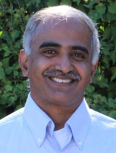 Netskope co-founder and Chief Scientist, Krishna Narayanaswamy.
