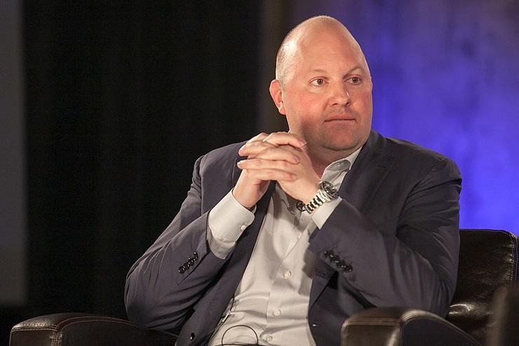 Marc Andreessen (co-founder and general partner - Andreessen Horowitz)