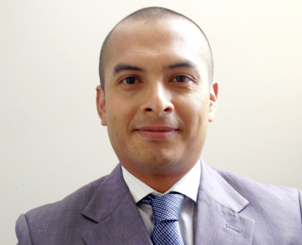 ASE business development manager, Australia, Cristian Ibarburu.