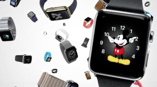 Apple's Watch comes in a variety of configurations with custom watch faces.