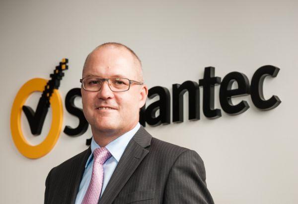 Symantec's Senior Director - Pacific Channel Sales, Klasie Holtzhausen