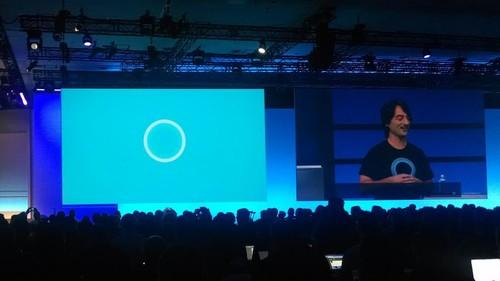 Joe Belfiore showing off Cortana at Microsoft BUILD 2014