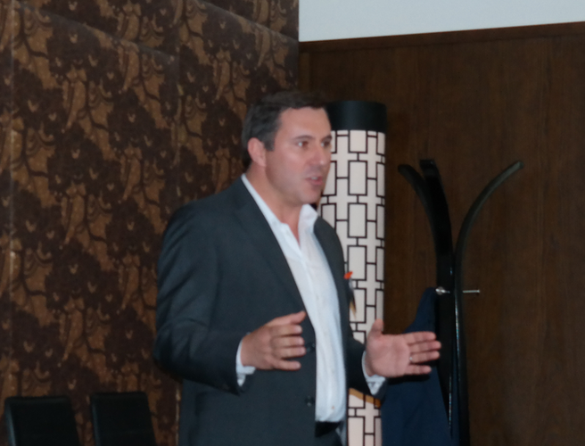 Pure Storage chief technology officer, for Asia Pacific and Japan, Michael Cornwell.