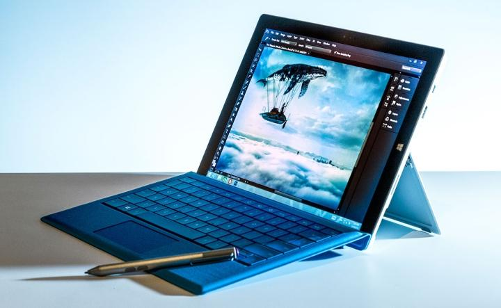 Microsoft's Surface Pro 3, scheduled to be sold in Australia from August 2014.